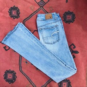 ✨ Kick Boot Light Blue Jeans 👖 00 Reg